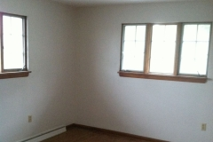 Home staging bedroom, after