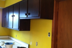 Home staging Kitchen, after