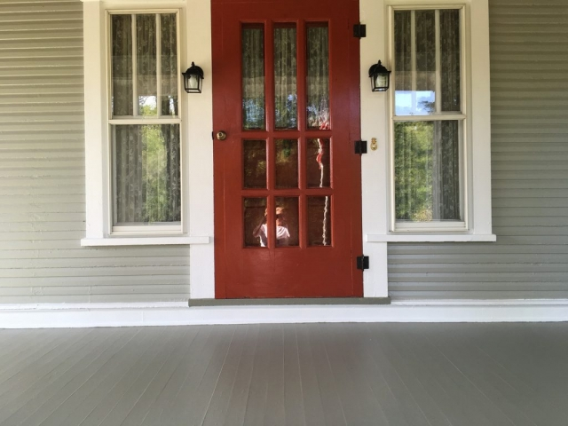 Repaint Door